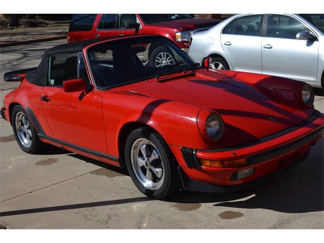 1985 Porsche 911 Carrera   955136