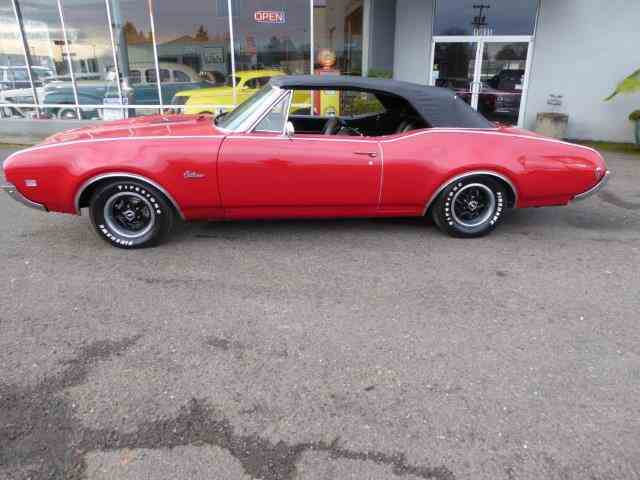 1968 Oldsmobile Cutlass | 955138