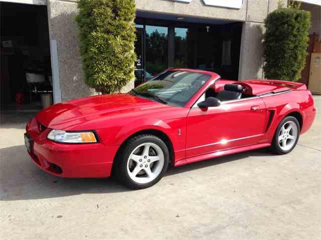 1999 Ford Mustang SVT Cobra | 955139
