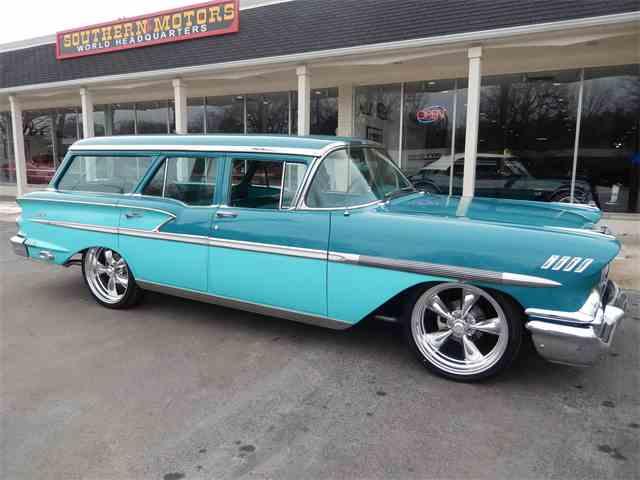 1958 Chevrolet Nomad | 955140