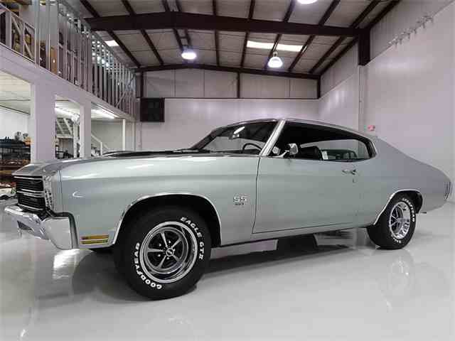 1970 Chevrolet Chevelle SS396 Super Sport Coupe | 955145