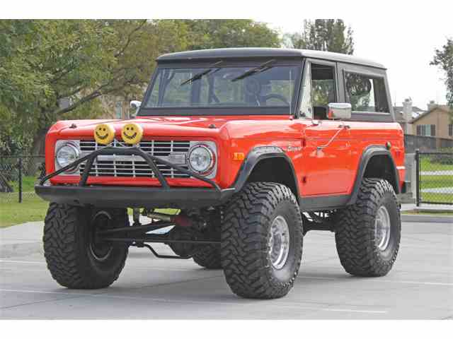 1975 Ford Bronco | 955154