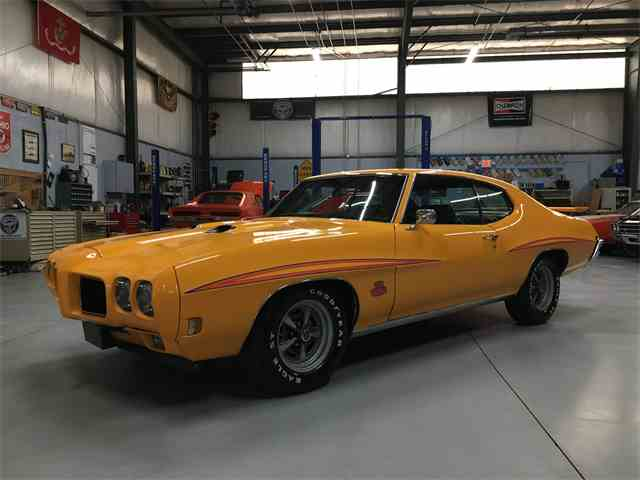 1970 Pontiac GTO (The Judge) | 955159