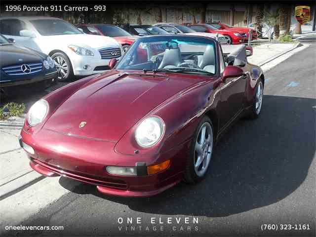 1996 Porsche 911 Carrera - 993 | 955170