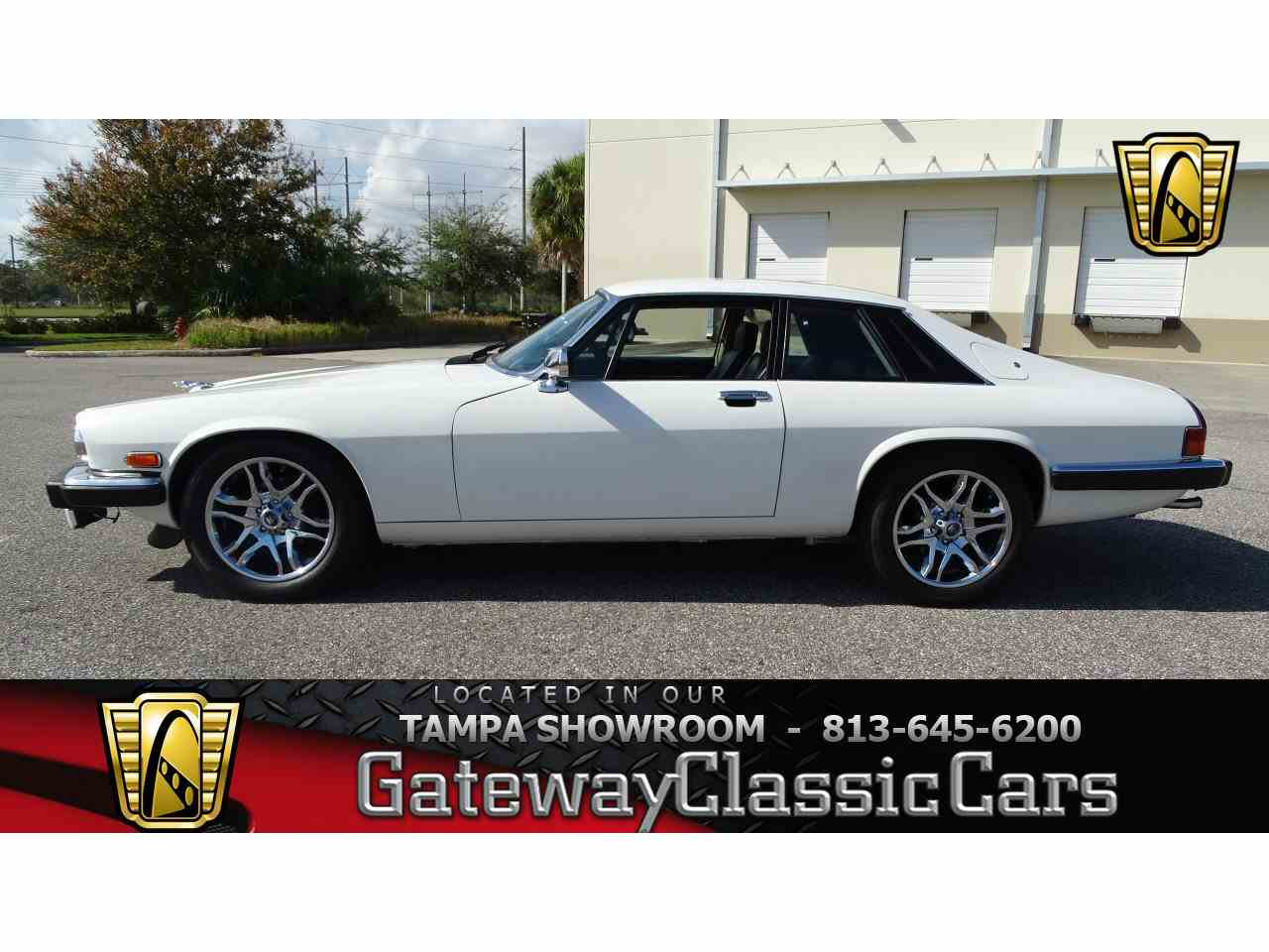 1989 jaguar xjs for sale cc 955175. Black Bedroom Furniture Sets. Home Design Ideas