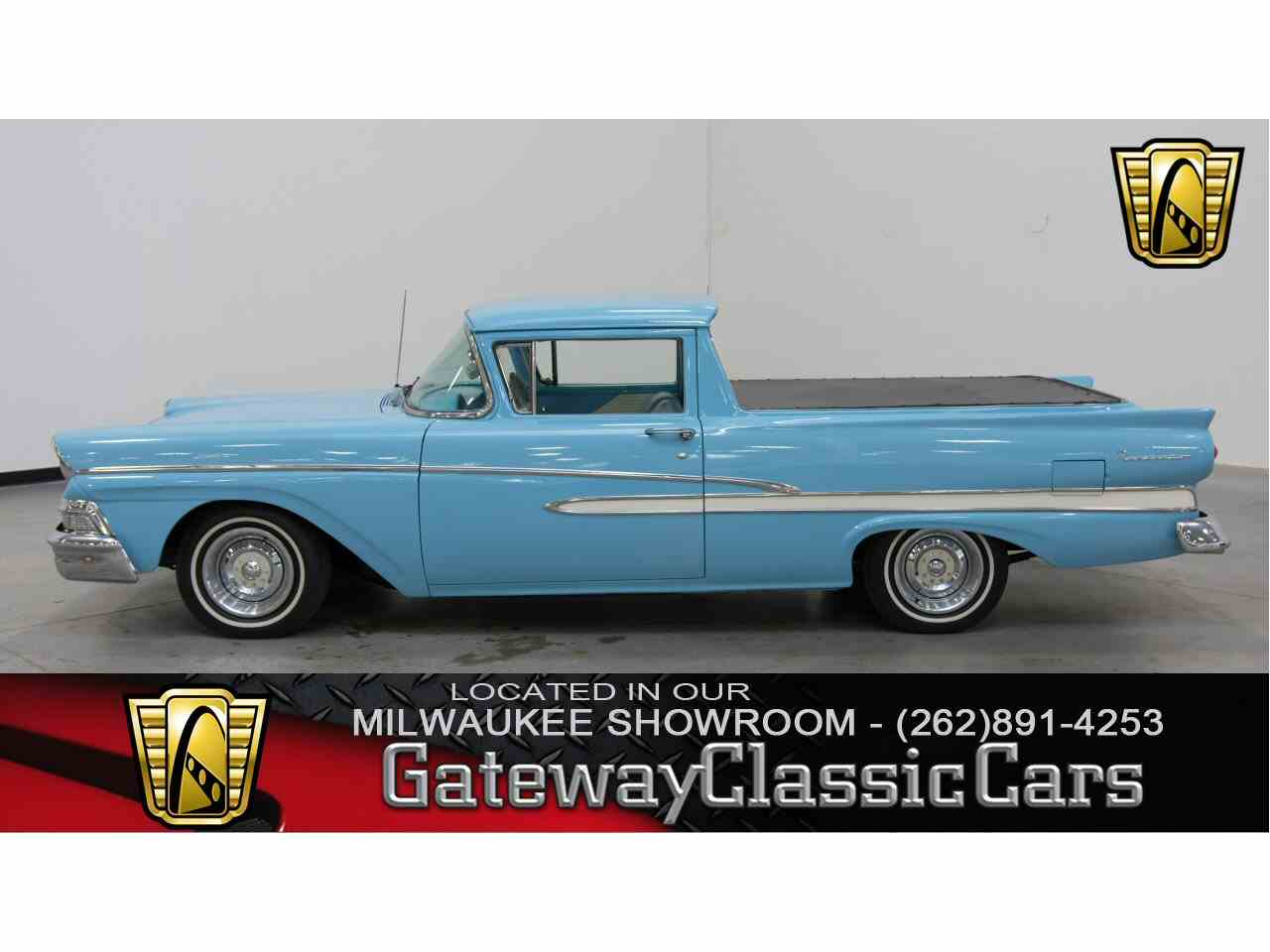 Large Picture of 1958 Ford Ranchero - $20,995.00 - KH0V