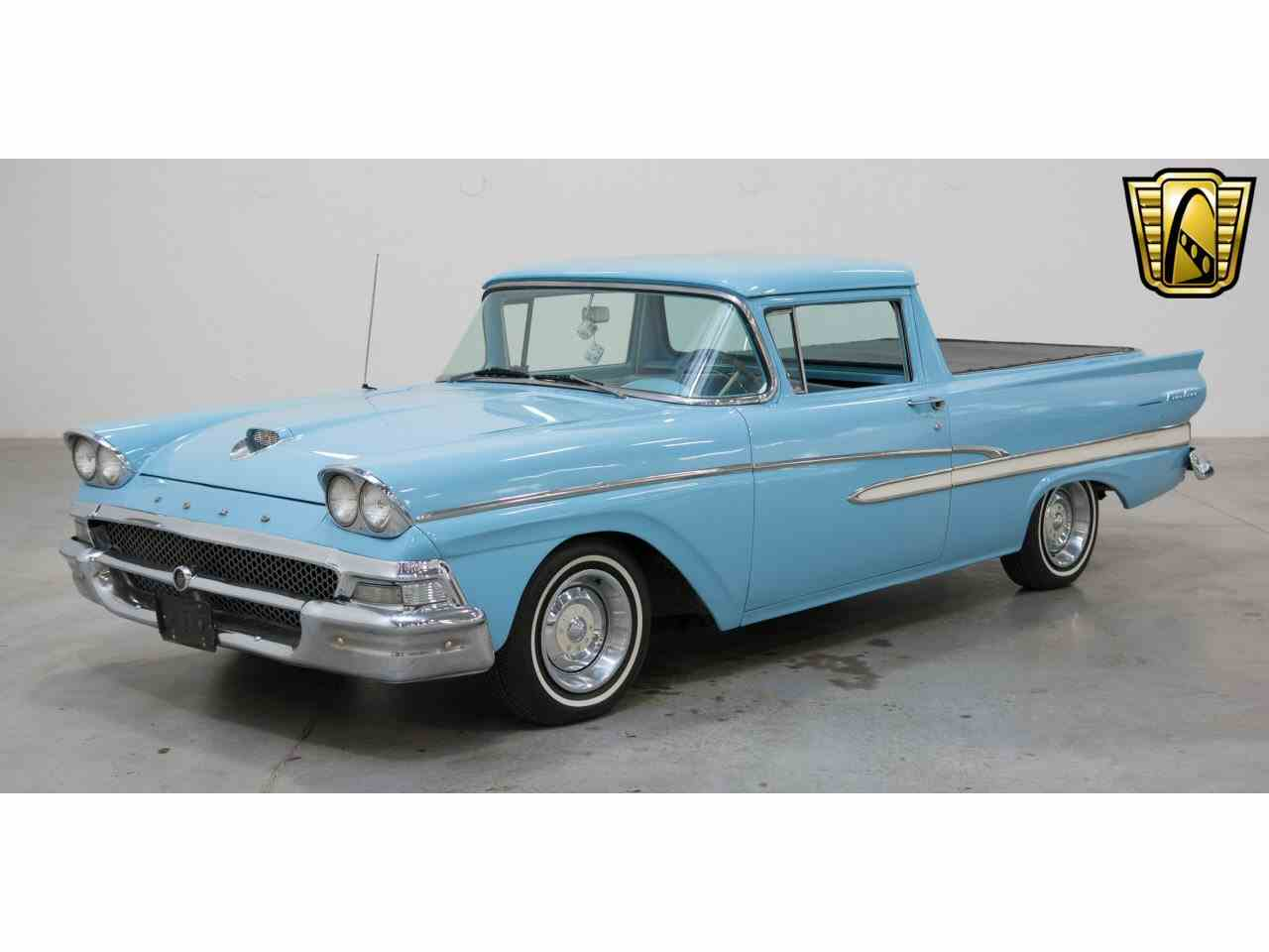 Large Picture of 1958 Ford Ranchero located in Wisconsin - $20,995.00 Offered by Gateway Classic Cars - Milwaukee - KH0V