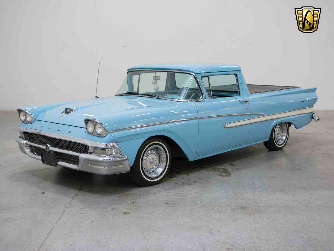 Large Picture of Classic '58 Ford Ranchero located in Wisconsin - $20,995.00 Offered by Gateway Classic Cars - Milwaukee - KH0V