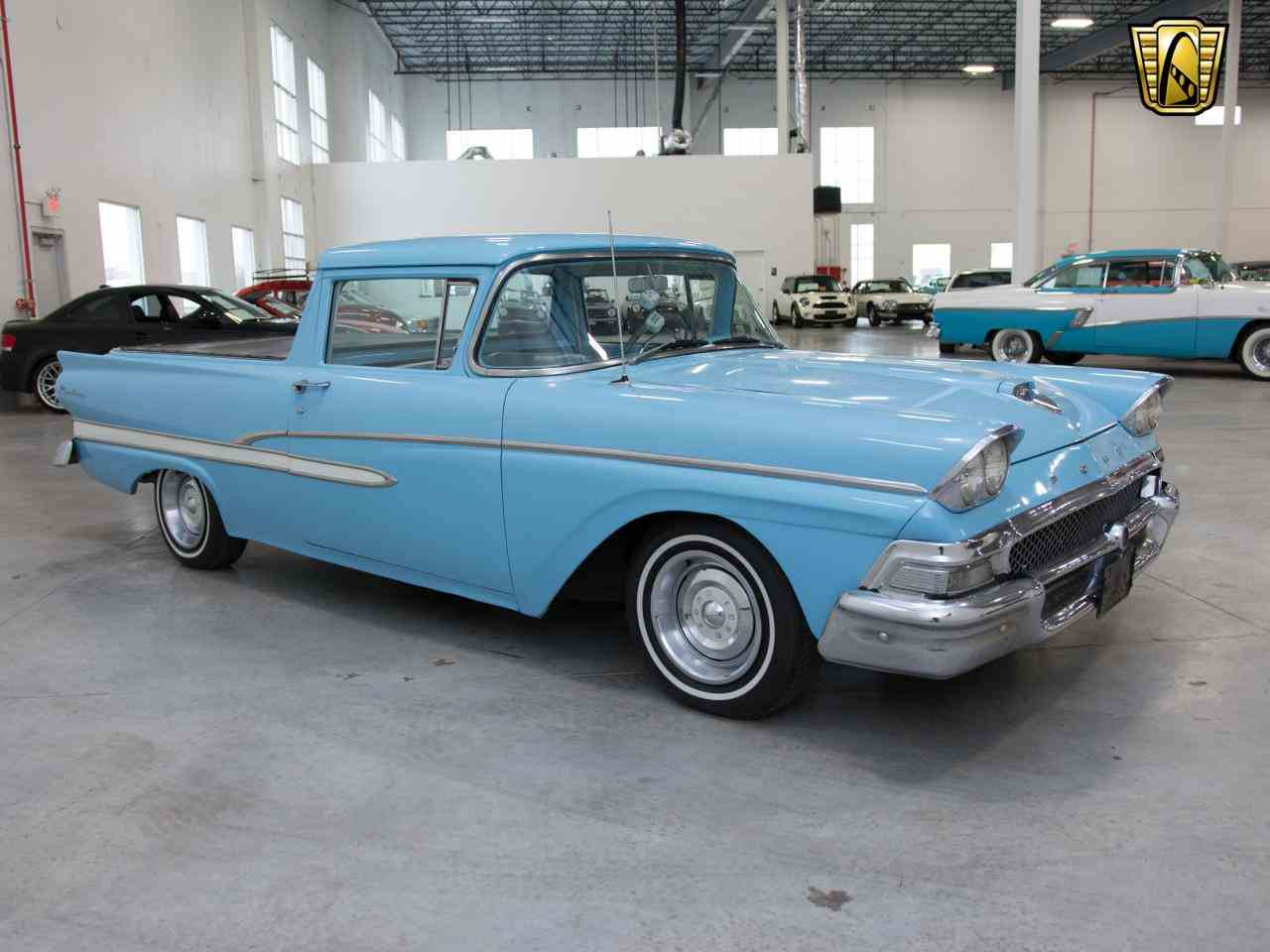 Large Picture of Classic 1958 Ranchero located in Wisconsin - $20,995.00 - KH0V