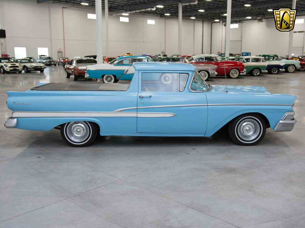 Large Picture of '58 Ford Ranchero Offered by Gateway Classic Cars - Milwaukee - KH0V
