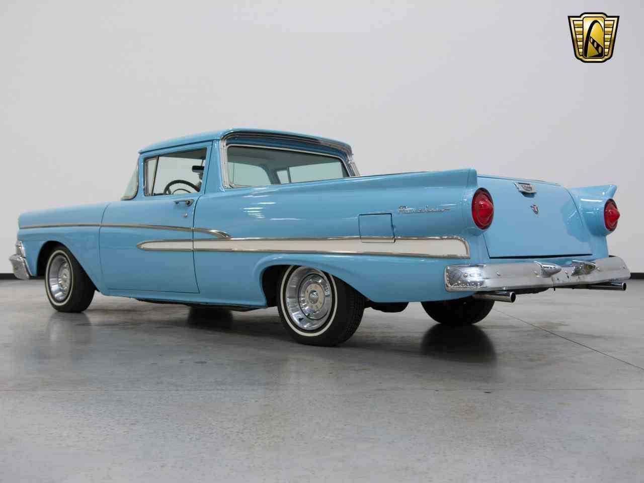 Large Picture of Classic 1958 Ford Ranchero - KH0V