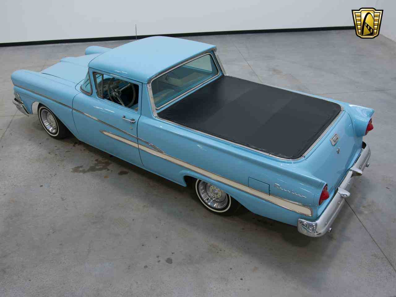 Large Picture of 1958 Ford Ranchero located in Kenosha Wisconsin - $20,995.00 - KH0V