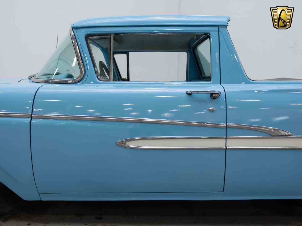 Large Picture of Classic '58 Ford Ranchero - $20,995.00 Offered by Gateway Classic Cars - Milwaukee - KH0V