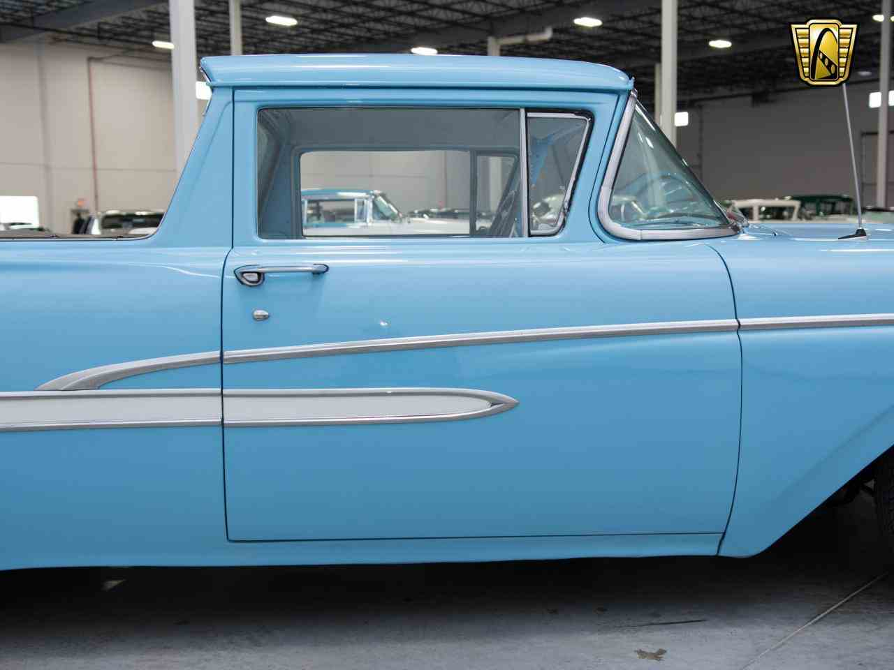 Large Picture of Classic 1958 Ranchero - KH0V