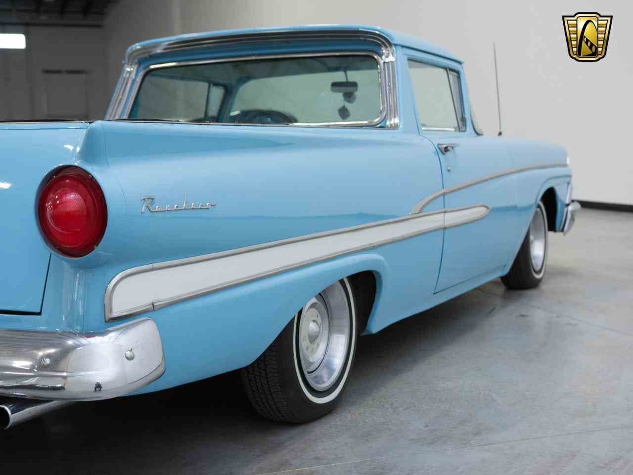 Large Picture of '58 Ranchero Offered by Gateway Classic Cars - Milwaukee - KH0V