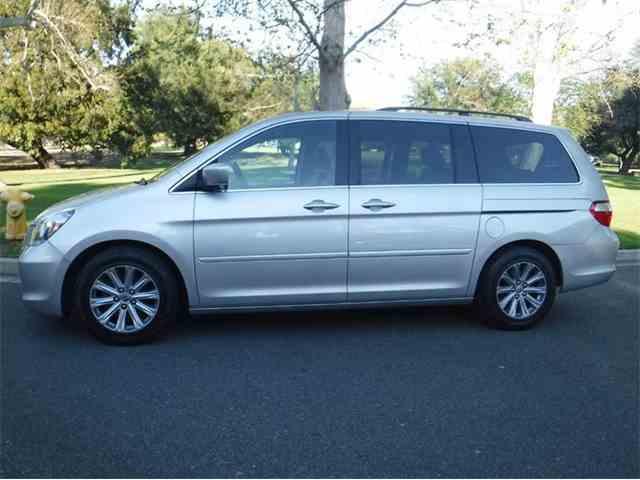 2007 Honda Odyssey | 950519