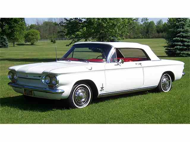 1963 Chevrolet Corvair Monza Convertible | 955192