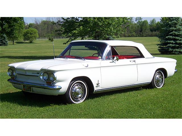 1963 Chevrolet Corvair Monza Convertible   955192