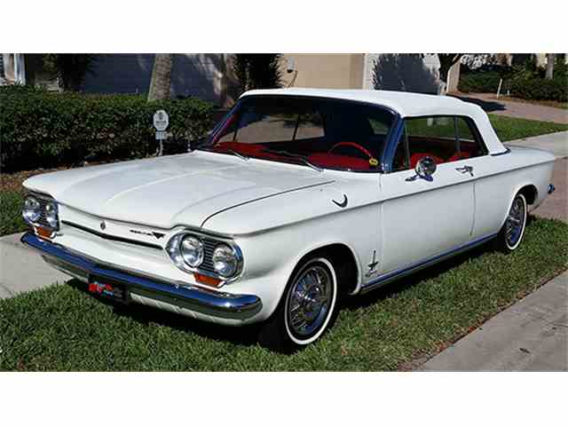 1963 Chevrolet Corvair Monza Spyder Convertible | 955192