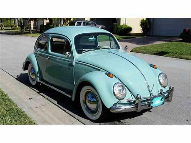 1963 Volkswagen Beetle   955193