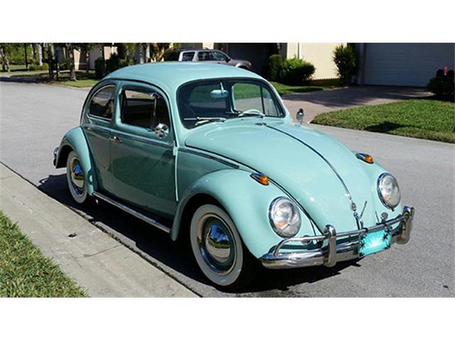 1963 Volkswagen Beetle | 955193