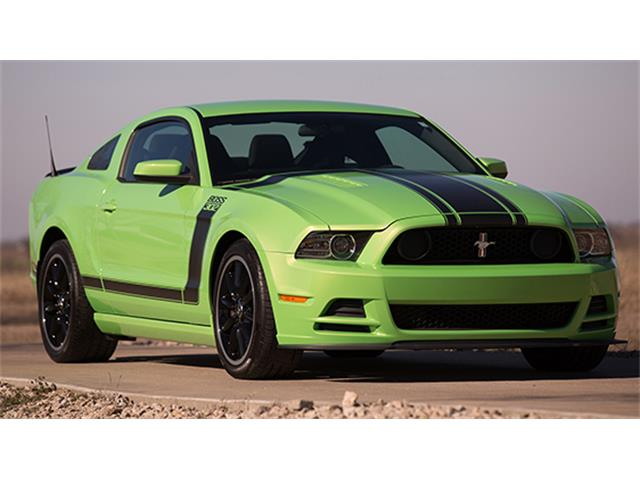 2013 Ford Mustang Boss 302 Coupe | 955199
