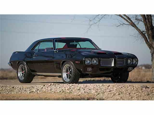 1969 Pontiac Firerbird Sport Coupe Custom | 955200
