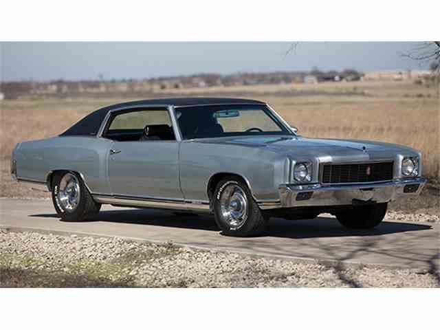 1971 Chevrolet Monte Carlo SS 454 | 955201