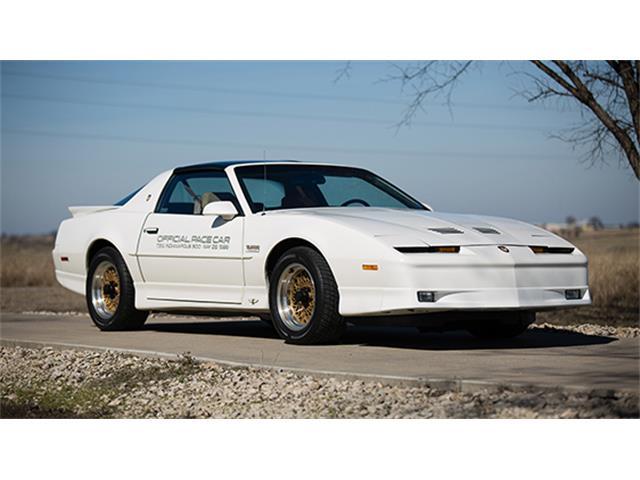 1989 Pontiac Firebird Trans Am Turbo GTA 20th Anniversary | 955202