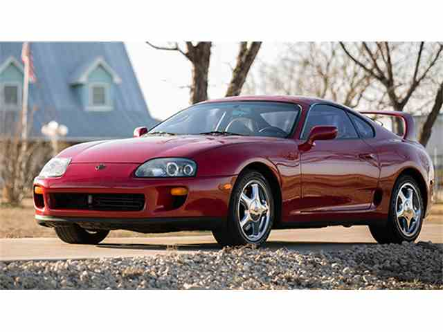 1994 Toyota Supra Twin Turbo Coupe | 955204