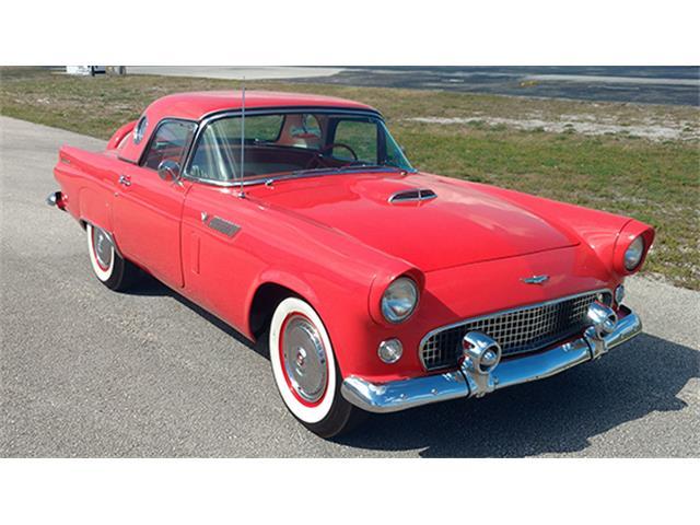 1956 Ford Thunderbird   955207