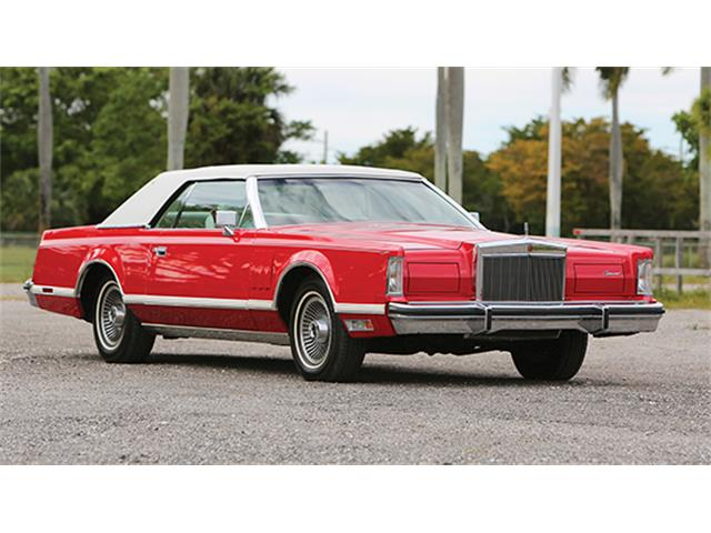 1979 Lincoln Continental Mark V | 955208
