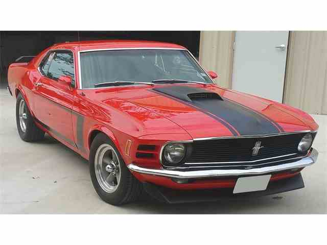 1970 Ford Mustang | 955210