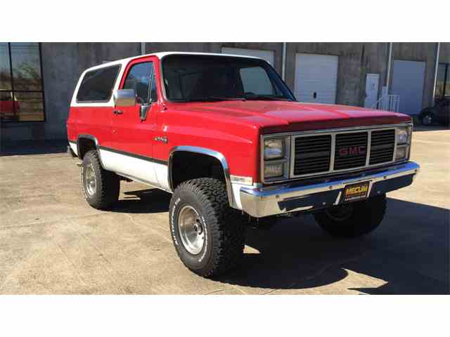 1983 GMC Jimmy | 955212