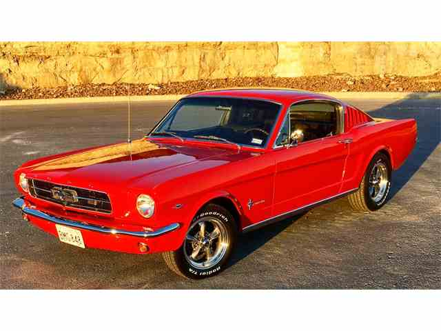 1965 Ford Mustang | 955216