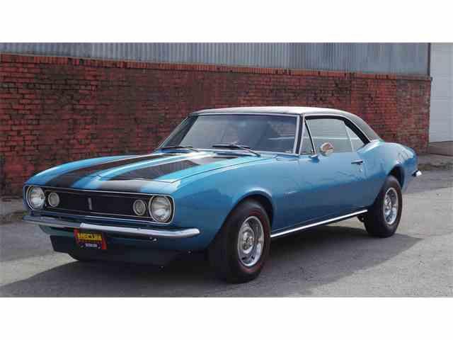 1967 Chevrolet Camaro | 955218