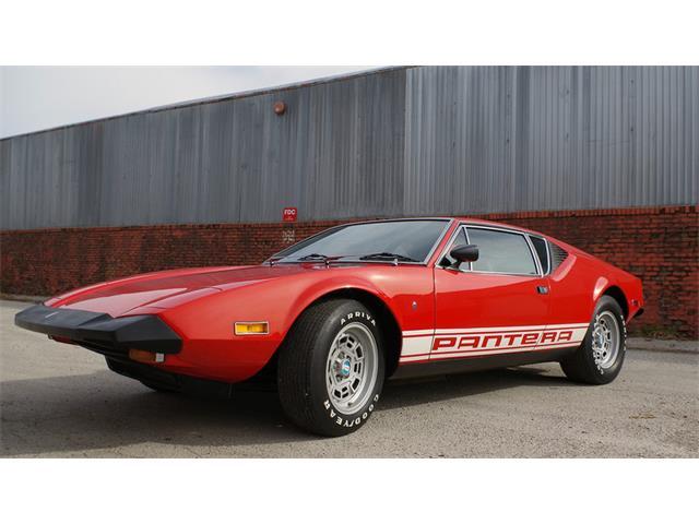 1973 DeTomaso Pantera | 955220