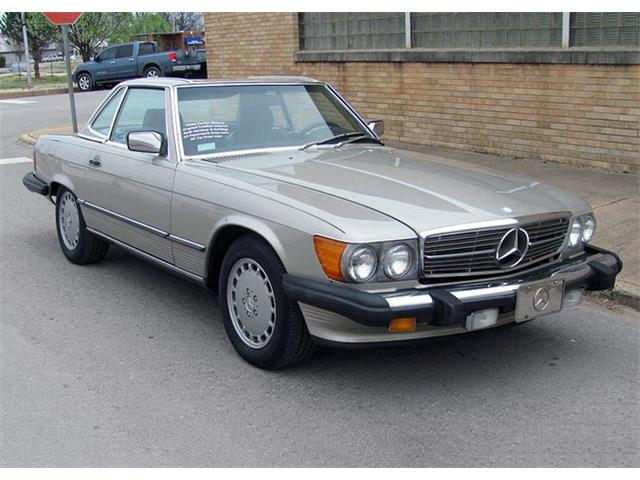 1986 Mercedes-Benz 560SL | 955221
