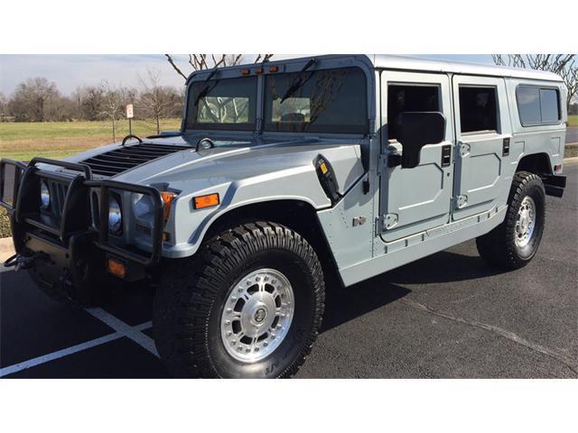 2004 Hummer H1 | 955223