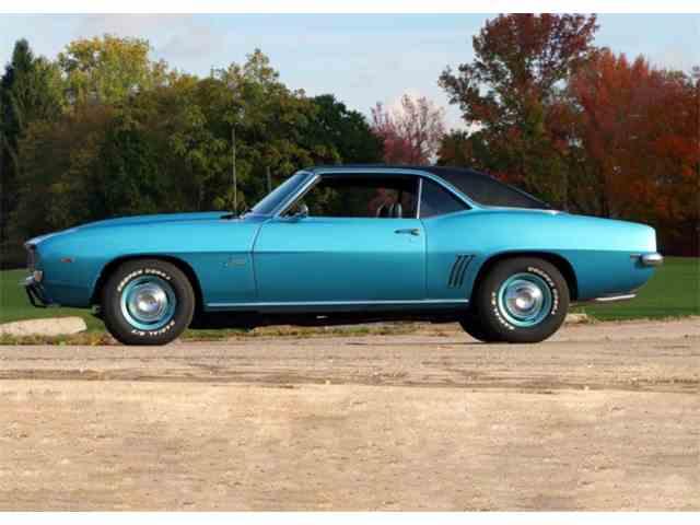 1969 Chevrolet Camaro COPO | 955227