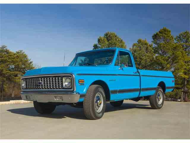 1971 Chevrolet C/K 20 | 955231