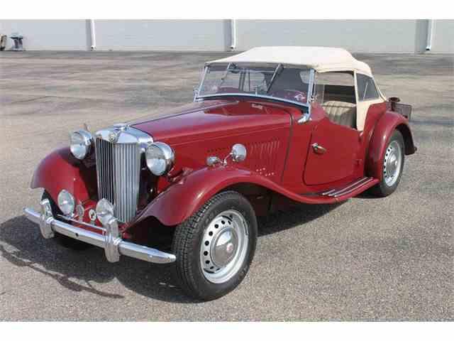 1952 MG TD | 955240