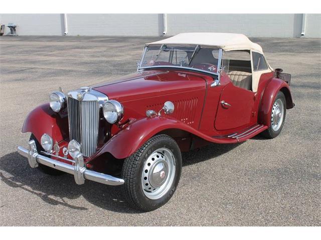 1952 MG TD   955240