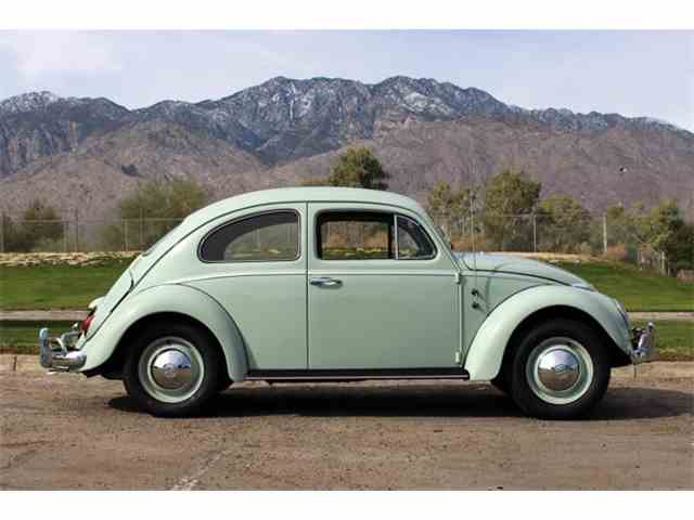 1962 Volkswagen Beetle | 955242
