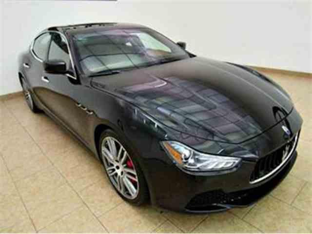 2014 Maserati Ghibli | 955243