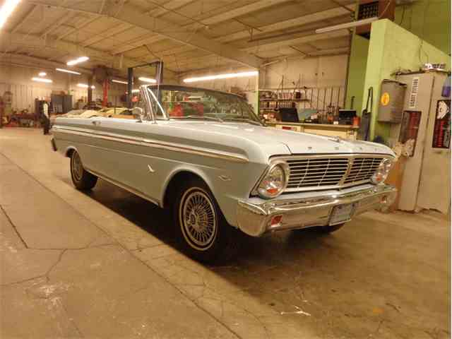 1965 Ford Falcon Futura 4 | 955253