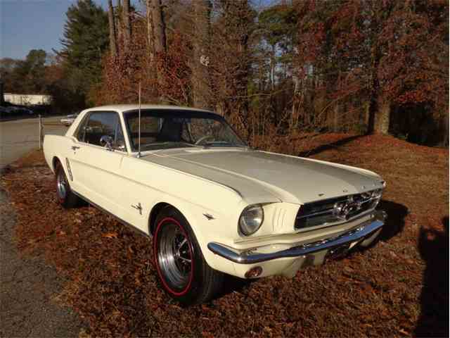 1965 Ford Mustang | 955257