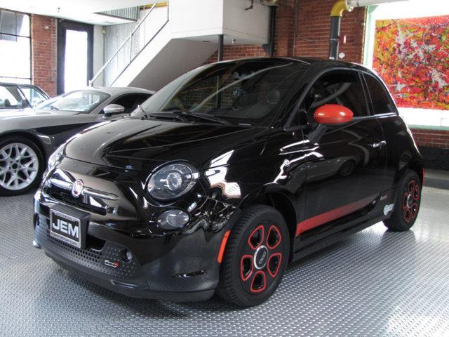 2015 Fiat 500e | 950526