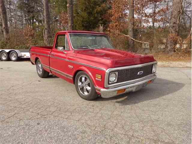 1972 Chevrolet Cheyenne Super S/B | 955260