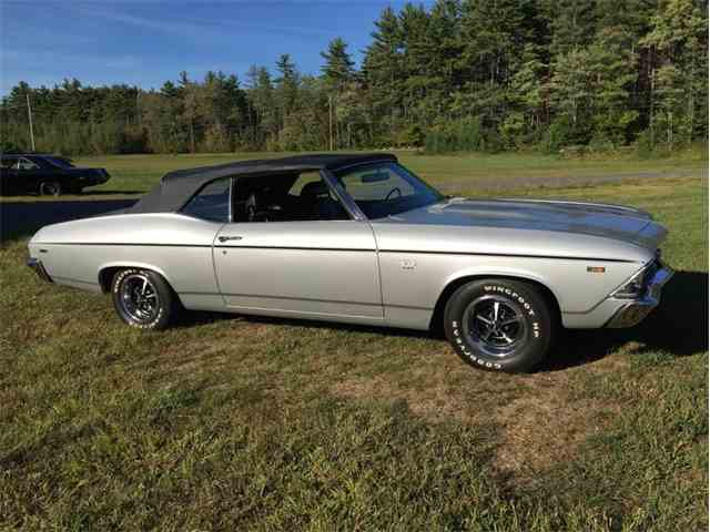 1969 Chevrolet Chevelle | 955262